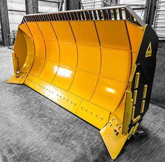 Yard Machine Parts >> Semi U Dozer Blades - Dymax Inc
