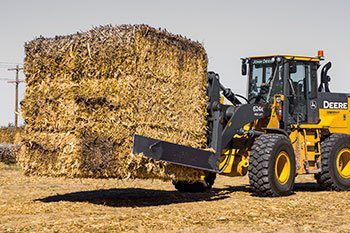 Hay Bale Squeeze Dymax Inc