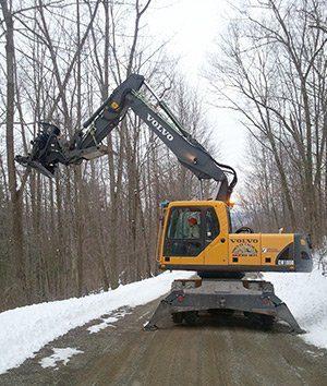 Forestry Dymax Inc