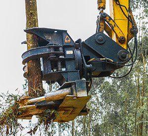 Dymax Hpx Excavator Tree Shears Dymax Inc
